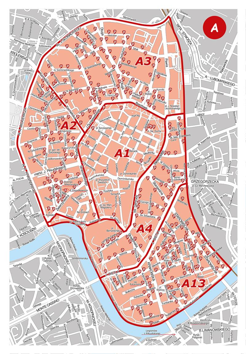 Krakow Nowe Strefy I Ogromna Podwyzka Za Parkowanie Rewolucja W