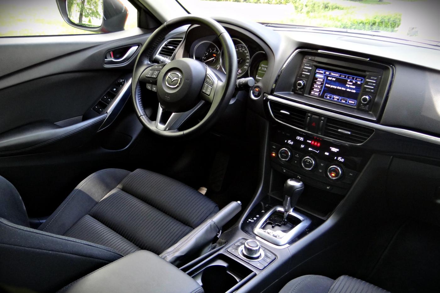 Mazda 6 Sport Kombi 2 0 SKYACTIV-G - TEST, opinie, zdjęcia