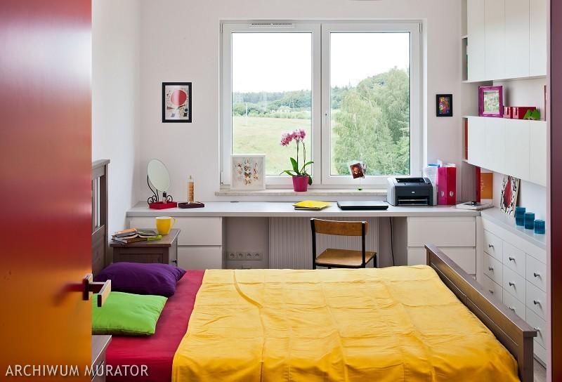 Pomysł Na Małą Sypialnię Jak Urządzić Wnętrze Na Niewielkim