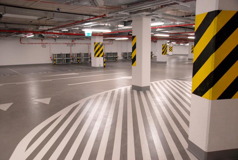 Nowe Wymiary Miejsca Parkingowego W Garażu Tysiące Projektów