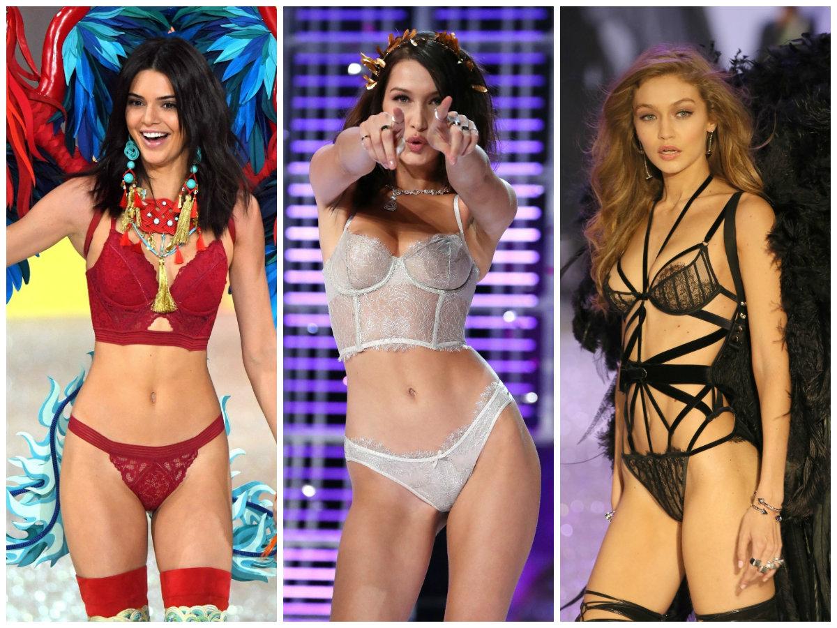 3b5cc7d4833 Victoria s Secret Fashion Show 2018  Kendall Jenner