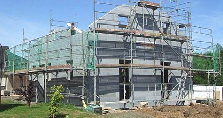 Ogromnie Budowanie domu z pustaków styropianowych - 8 pytań i odpowiedzi GF12