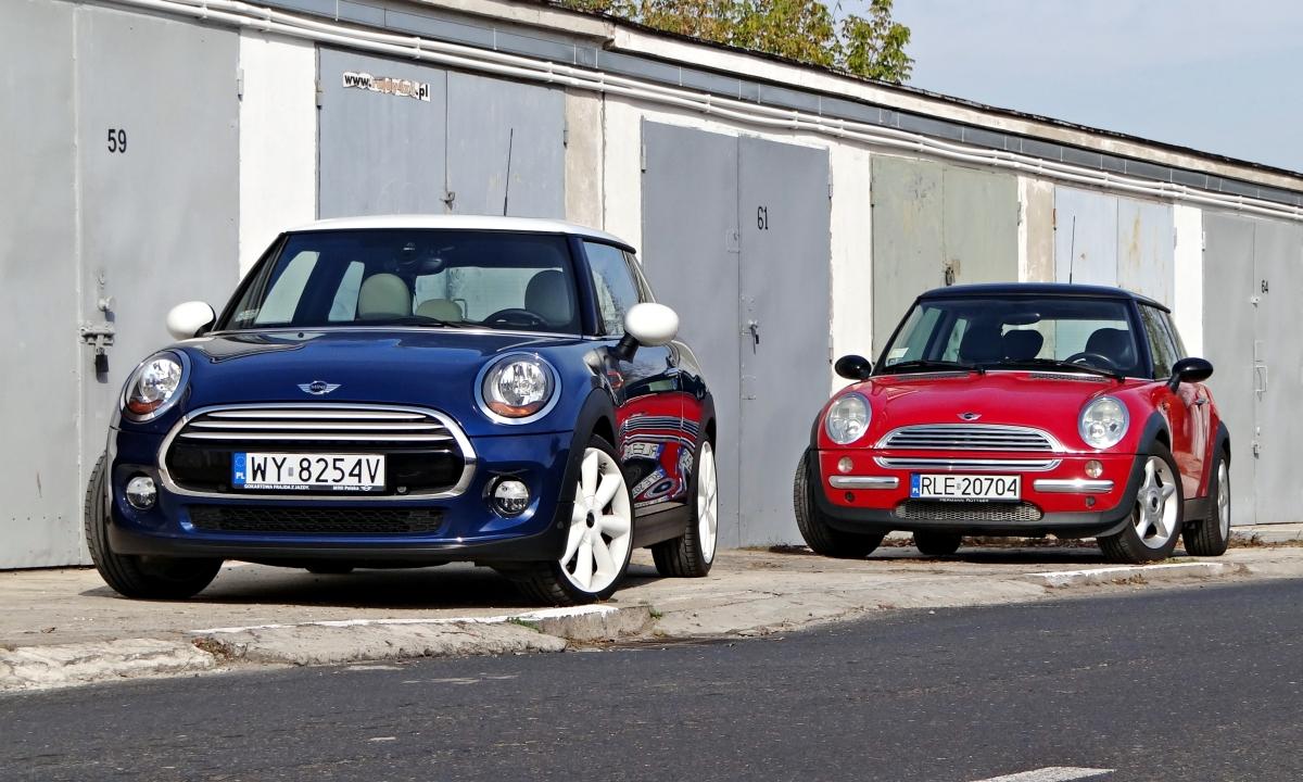 Test Nowy Mini Cooper D Tak W 13 Lat Zmienił Się Miniak