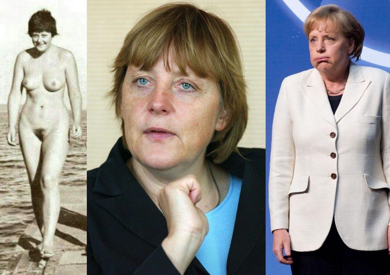 Angela Merkel Topless angela merkel kończy dziś 59 lat. zobacz jak się zmieniła