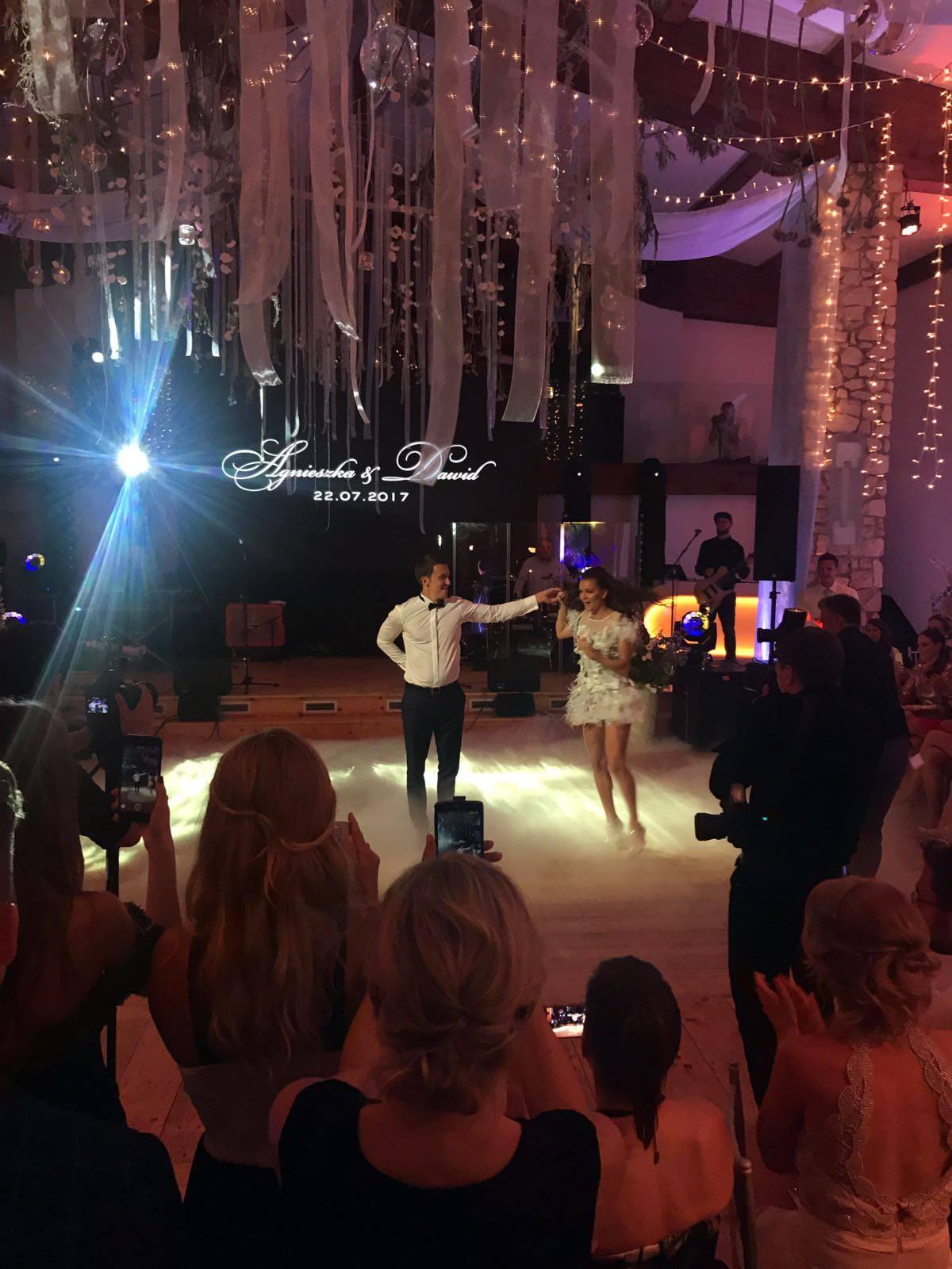 Pierwszy Taniec Radwańskiej I Celta Nowe Zdjęcia Z Wesela Super