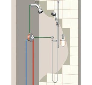 Bateria Podtynkowa Do Prysznica Sposób Podłączenia Muratorpl