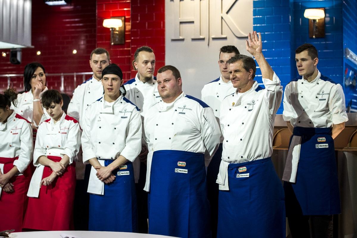 Hells Kitchen 3 Odcinek 2 Po Raz Pierwszy W Piekielnej