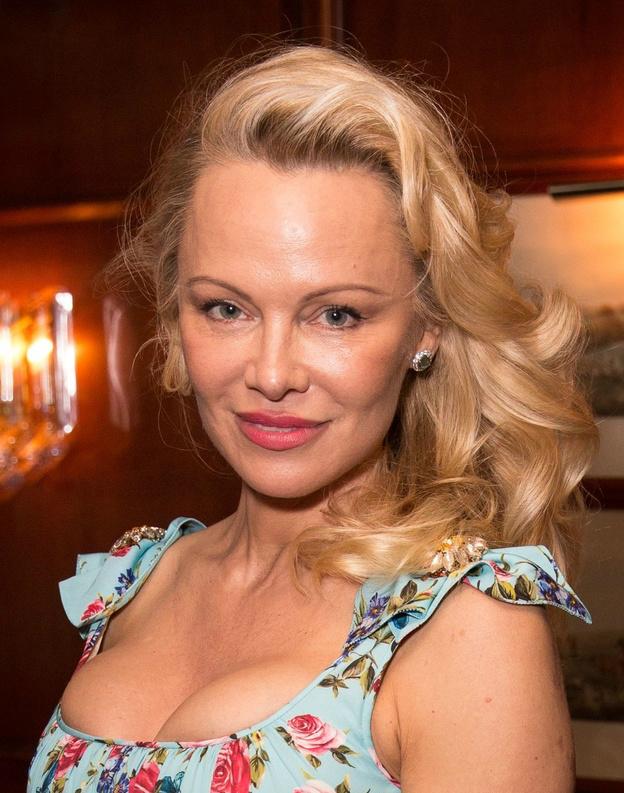 Pamela Anderson Super Express