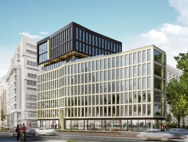 Architektura Warszawy Nowy Biurowiec W Centrum Muratorpluspl
