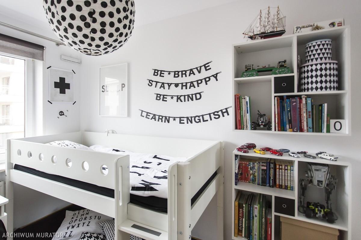 0626455283c3d1 Pokój dla dziecka - aranżacje. Jak urządzić wnętrza dla dzieci - murator.pl