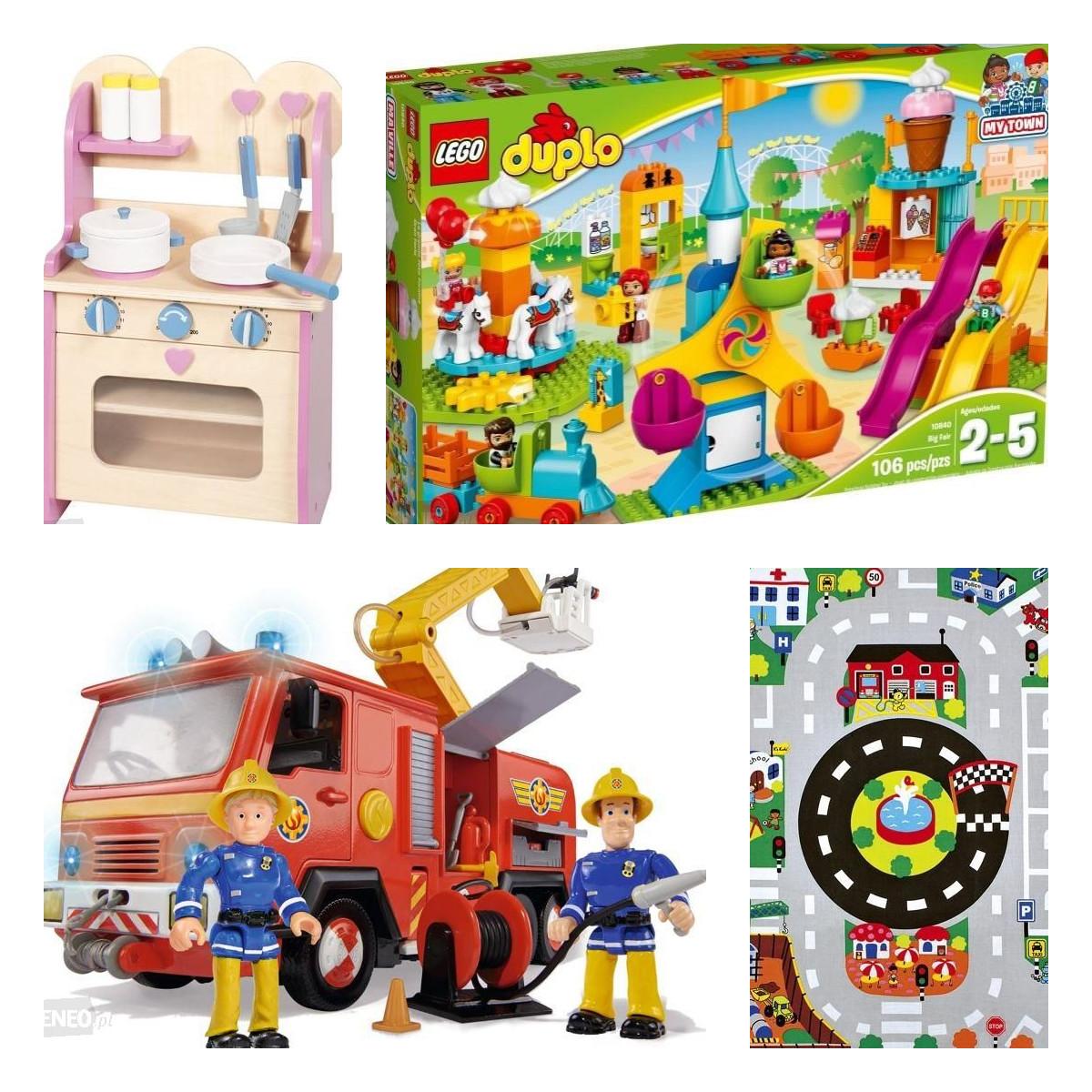 Groovy Zabawki dla 3-latka. Pomysł na prezent dla trzylatka - Mjakmama.pl OK03