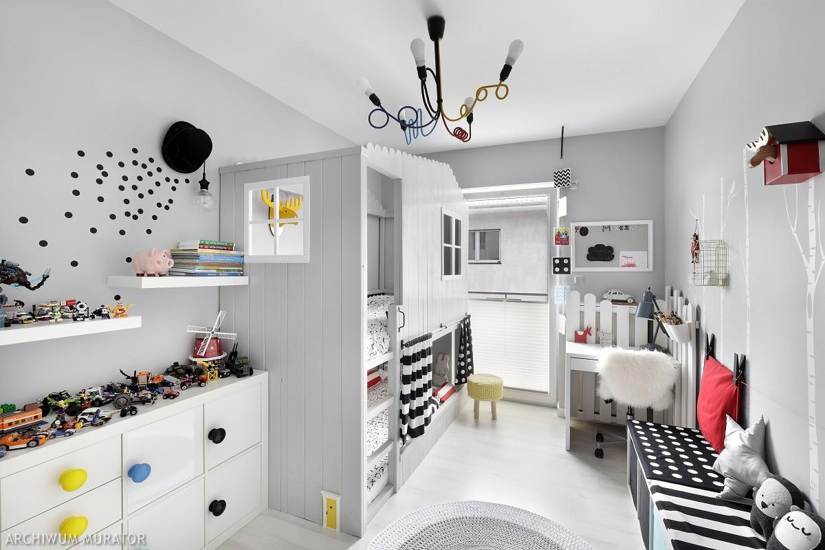 6c1f03bf5d8332 Urządzamy pokój dziecięcy: 18 pomysłów i inspiracji - murator.pl