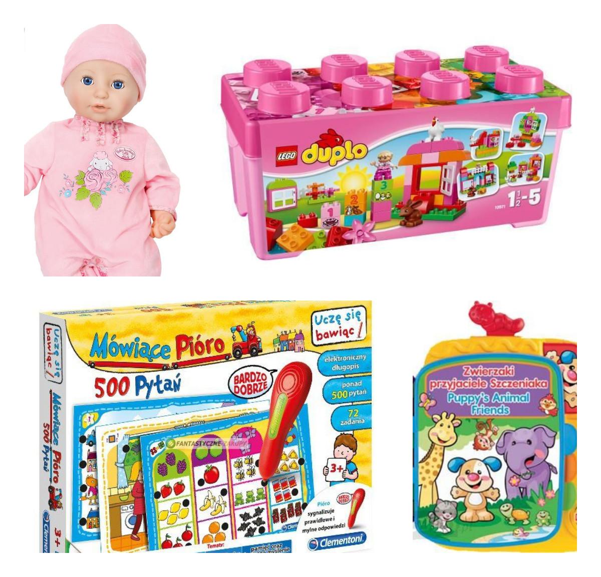 Poważne Zabawki dla dziewczynek: co wybrać na prezent dla dziewczynki PB81