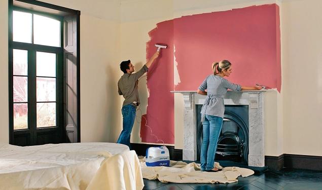 Jak przygotować i malować ściany oraz jak obliczyć ile farby należy kupić?