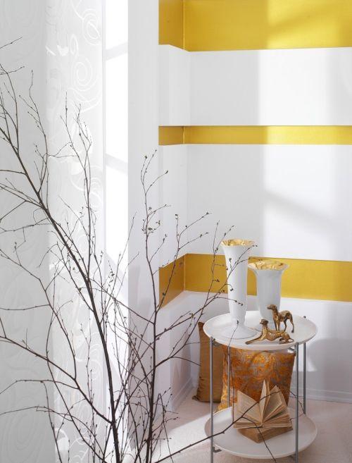 Kolory ścian W Salonie Najmodniejsze Złoty I Srebrny Zobacz Film