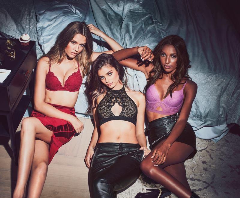 191c2d7e40685d Seksowna bielizna z nowej kolekcji Victoria's Secret. Zobacz gorące  zdjęcia! - Super Express